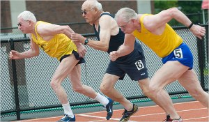 old athletes